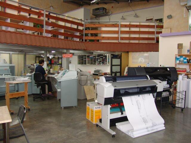 דוגמאות להדפסות